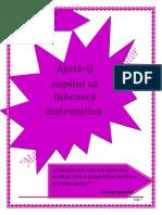Ajuta Ti Copilul Sa Iubeasca Matematica