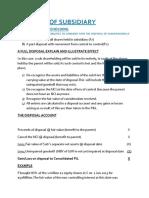 379845214 Disposal of Subsidiary PDF