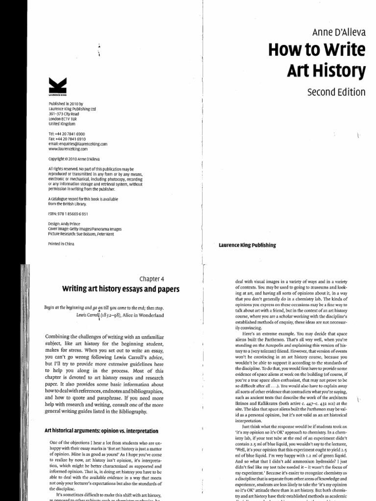 Write art catalogue essay popular school term paper topic