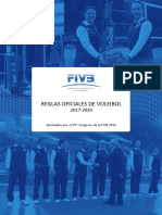 FIVB Volleyball Rules 2017 2020 SP v01