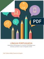 apostila de língua portuguesa