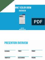 Inkjetbiz- UniNet iColor 800W