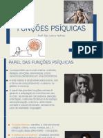 Lista de Funções Psíquicas
