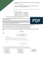 Pendiente Funcion Lineal