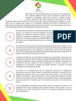 Pronunciamiento de la Red Internacional de Bolivianos en el Exterior