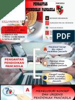 PANCASILA KEL. 1 PENGANTAR PANCASILA - Copy.ppt