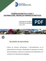 Clase 4 Farmacocinetica II