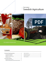 swedish agriculture