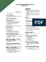 LISTA DE ÚTILES SECUNDARIA 4° 2019 (1)