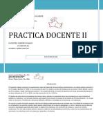 Practica Docente II