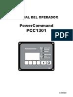MANUAL DEL OPERADOR POWER COMMMAND