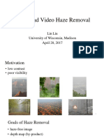 Haze Removal Ppt
