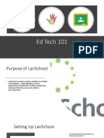 lanschool and google classroom