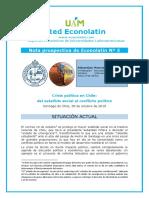 Nota Prospectiva Situacion Actual Chile