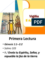 Vigilia Pascual 2018