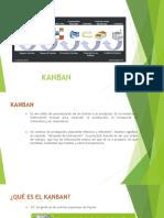 Presentación kanban