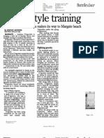 Soviet Style Training
