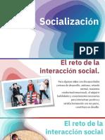 socializacion y discapacidad