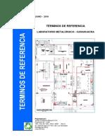 TDR-Construcción Lab Metalurgico CARAHUACRA-Rev.0