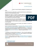 Formato Carta de Entendimiento Con Centros Educativos Participantes de Ahorrando Para Tu Futuro