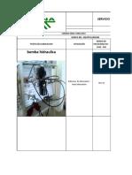 Carta de Lubricacion Banco Hidraulico
