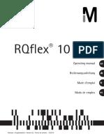RQflex Manual 2015-12 Pronet