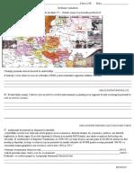 Evaluare Lumea Postbelica Cl. IX