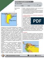 8ano America Do Sul Platina Andina e Guianas