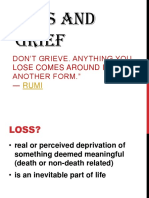Loss and Grief - Copy