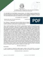 Sentencia Adm. núm. 1522-2019-SADM-00030. Enmanuel Jiménez (Ala Jaza)