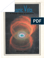 Cosmic Vistas - A Popular History of Astronomy