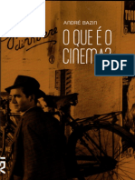 Bazin - Ontologia e Mito Do Cinema