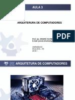 Arquitetura de Computadores ADS 23.03.18