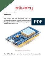 ESP32 Development Board_Englisch