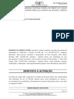 Resposta a Acusacao - Eduardo de Araujo Souza - Versao 003