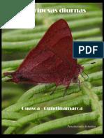 911 Colombia Mariposas de Guasca