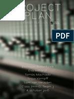 Project Plan 1st Version
