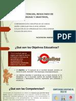 PPT. COMPETENCIAS, OBJETIVOS Y RESULTADOS DE APRENDIZAJE.pptx