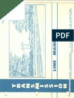 Manual de diseño de lineas de tansmisión