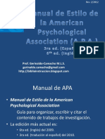 Manual de Estilo Apa 6a Ed