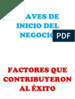 CLAVES DE INICIO DEL NEGOCIO.docx