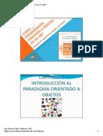 01.- Introduccion a La POO