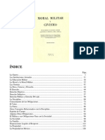 Moral Militar Etica y Civismo