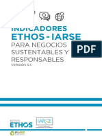 Indicadores Iarse Ethos v3.3