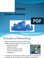 5 CS Lecture Networks