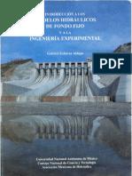 Modelos Hidráulicos de Fondo Fijo y a La Ingeniería Experimental