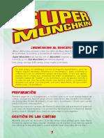 Reglas Supermunchkin