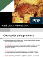 Historia Del Arte Prehistoria 2013