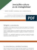 La Conciencia (II)