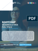 Bootcamp Desarrollo Web Full Stack